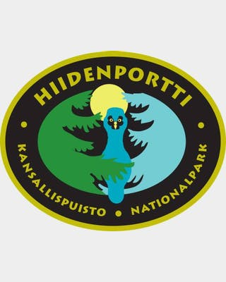 Hiidenportti Badge