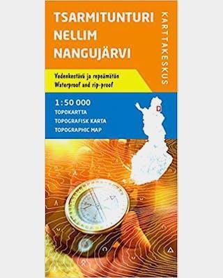 Tsarmitunturi Nellim Nangujärvi
