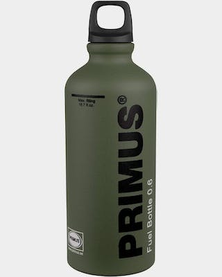 0,6 Fuel Bottle Green