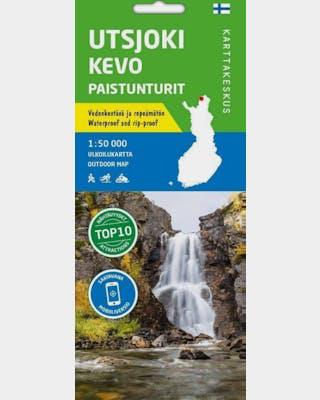 Utsjoki Kevo Paistunturit