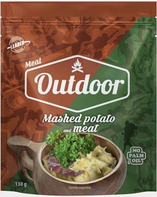 Mashed Potato And Beef