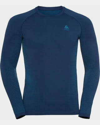 Men's PERFORMANCE WARM ECO Long-Sleeve Base Layer Top