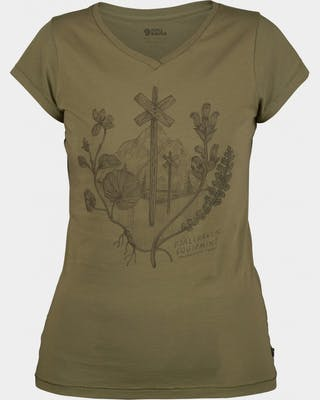 Enblem T-Shirt Women's