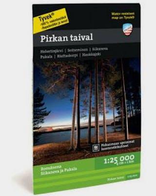 Seitseminen Helvetinjärvi Pirkan Taival Tyvek