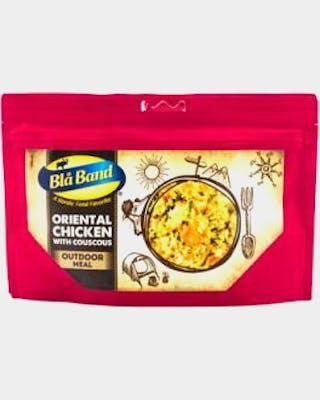 Itämainen couscous-kana