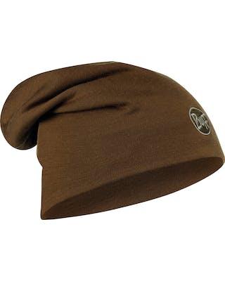 Heavyweight Merino Hat LF Tundra Khaki