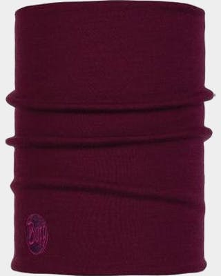 Heavyweight Merino Solid Raspberry