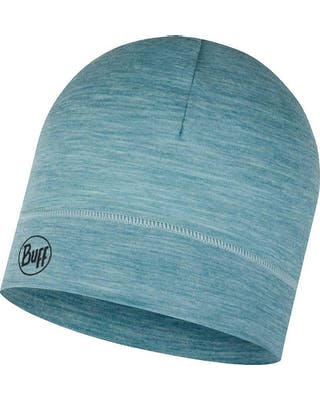 LW Merino Hat Solid Pool