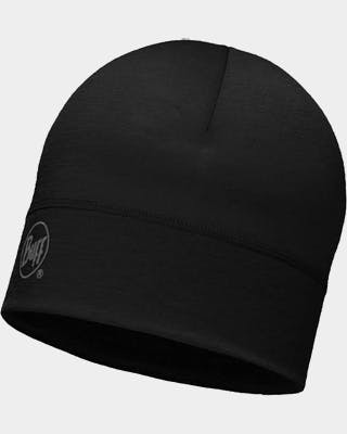 Merino Hat Black