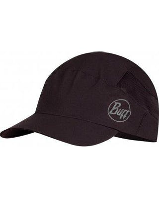 Pack Trek Cap Solid Black