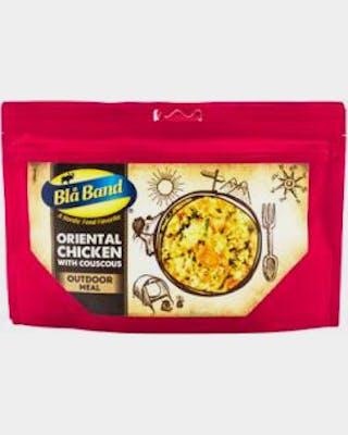 Oriental Couscous Chicken