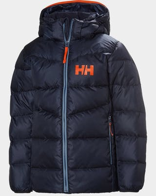 Jr Isfjord Down Mix jacket