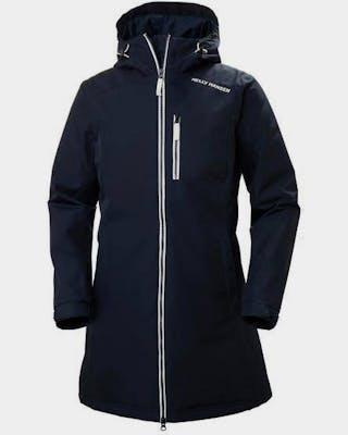 Women's Long Belfast Winter Jacket