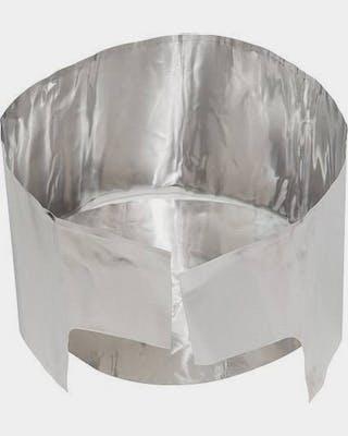 Solid Heat Reflector + Windscreen