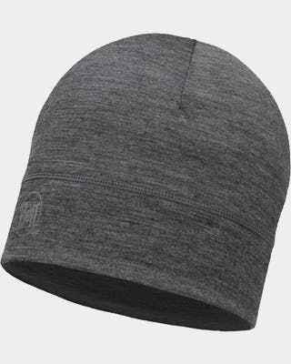 Merino Hat Grey