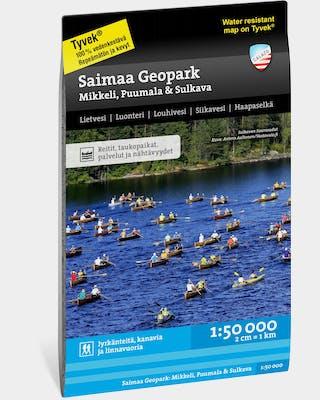 Geopark Tyvek Mikkeli, Puumala...