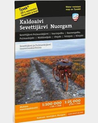 Kaldoaivi Sevettijärvi Nuorgami Tyvek