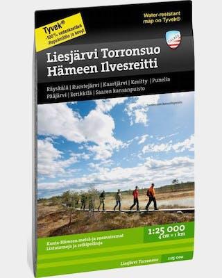 Liesjärvi Torronsuo Tyvek