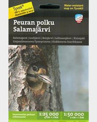 Peuran polku Salamajärvi Tyvek