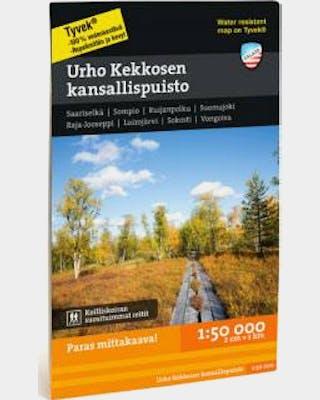 Urho Kekkonen national park Tyvek