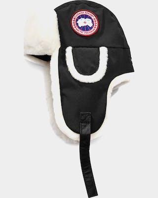 Arctic Tech Shearling Co-Pilot Hat