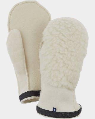 Heli Ski Wool Liner Mitt