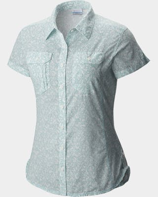 Camp Henry Short Sleeve Shirt Women