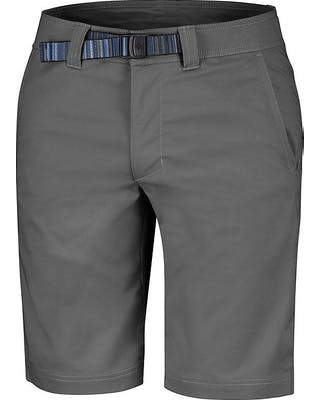 Shoals Point Belted Shorts