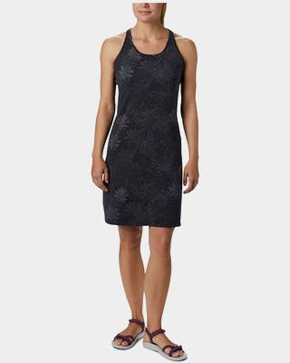 Women's Peak To Point Knit Dress