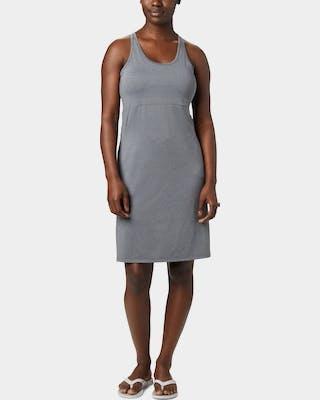 Women's Peak To Point Knit Dress