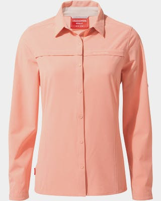 Nosilife Pro II LS  Womens Shirt