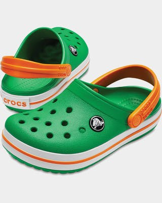 Crocband Clog Kid