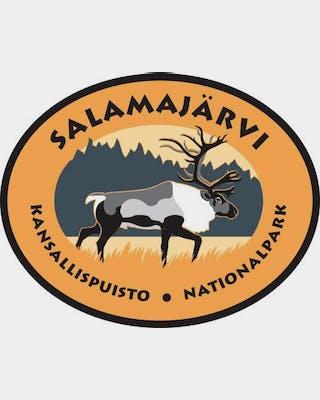 Salamajärvi Kangasmerkki