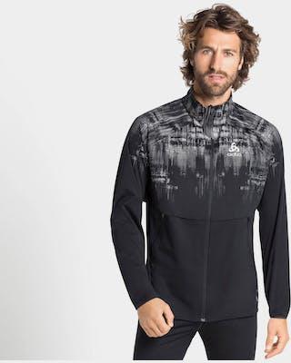 Men's Zeroweight Pro Warm Reflect Running Jacket