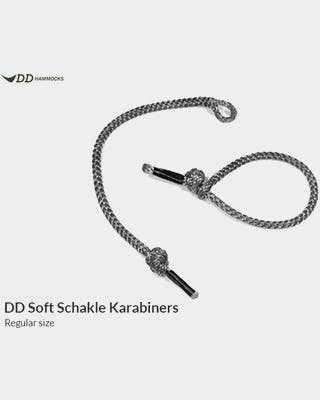 Soft Shackle Karabiner x2