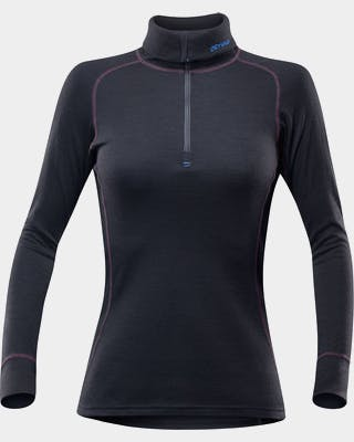 Duo Active Zip Neck Woman