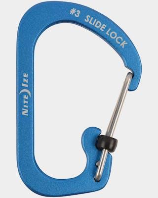 Carabiner Slidelock Alu #3