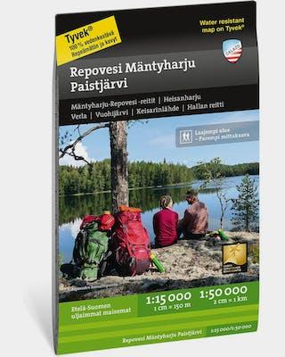 Repovesi Mäntyharju Paistjärvi Tyvek