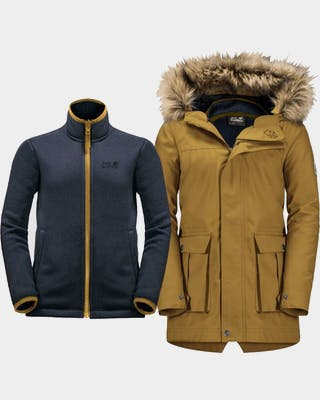 Boys Elk Island 3in1 Parka
