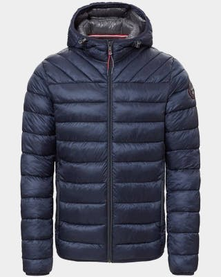 Puffer Jacket Aerons Hood Men