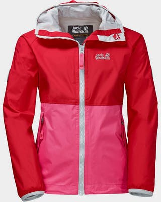 Rainy Days Texapore Jacket Girls