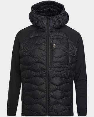 Helium Hybrid Hooded Jacket 2019