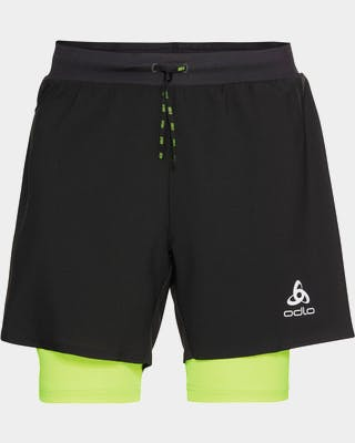 Axalp Trail 2in1 Shorts 6""