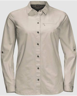 Lakeside Roll-up Shirt Women