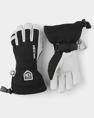 Army Leather Heli Ski Jr Glove