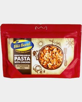 Mediterranean pasta with chicken