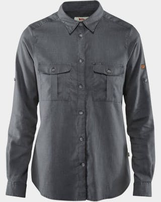 Övik Travel Shirt LS W