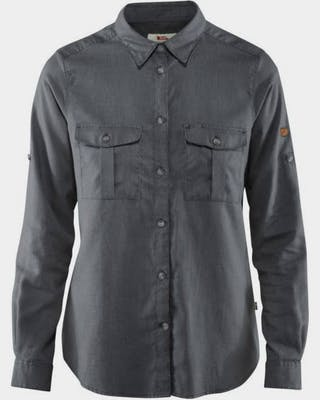 Övik Travel Shirt LS W