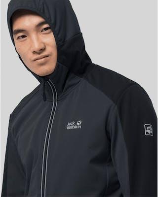 Go Hike Softshell Jacket M