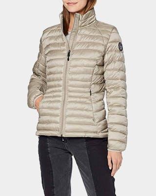 Puffer Jacket Aerons Hood Women